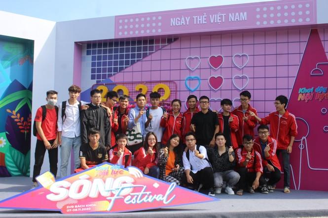 Tiết lộ điều đặc biệt về sân khấu Ngày Thẻ Việt Nam 2020 - Sóng Festival - ảnh 4