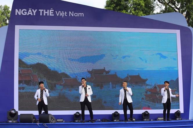 Tiết lộ điều đặc biệt về sân khấu Ngày Thẻ Việt Nam 2020 - Sóng Festival - ảnh 6