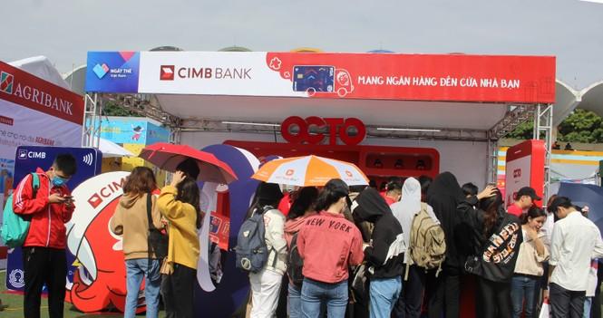 Mở thẻ, đi bộ và nhận tiền chỉ có tại Sóng Festival  - ảnh 1