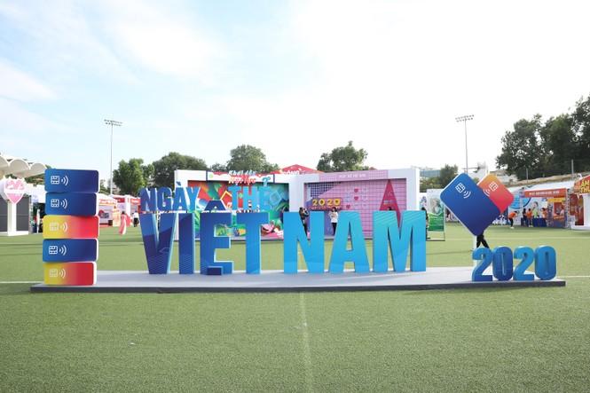 Tiết lộ điều đặc biệt về sân khấu Ngày Thẻ Việt Nam 2020 - Sóng Festival - ảnh 1
