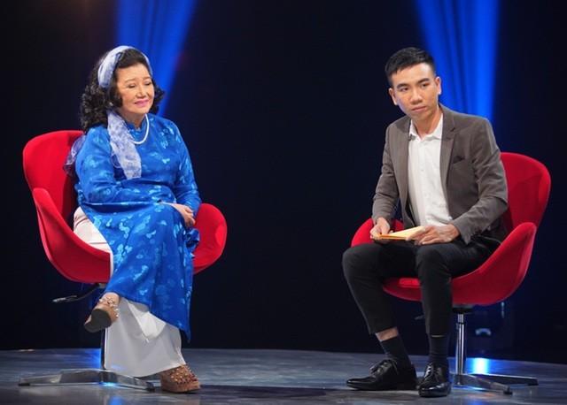 NSND Kim Cương lần đầu kêu gọi tìm kiếm người con gái thất lạc 42 năm - ảnh 3
