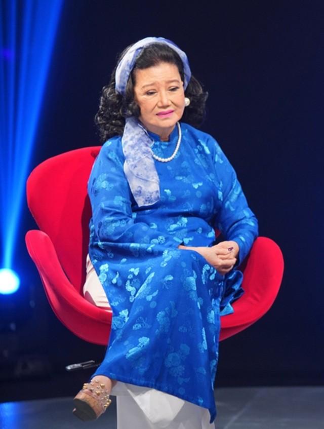 NSND Kim Cương lần đầu kêu gọi tìm kiếm người con gái thất lạc 42 năm - ảnh 1