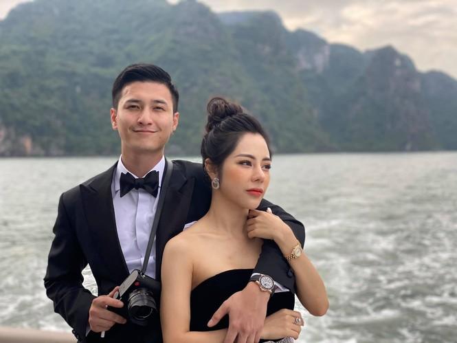 Nhan sắc nóng bỏng và điều ít biết về MC VTV vừa công khai hẹn hò Huỳnh Anh - ảnh 2