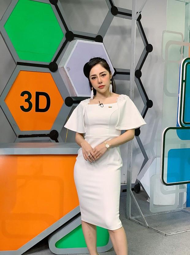 Nhan sắc nóng bỏng và điều ít biết về MC VTV vừa công khai hẹn hò Huỳnh Anh - ảnh 4