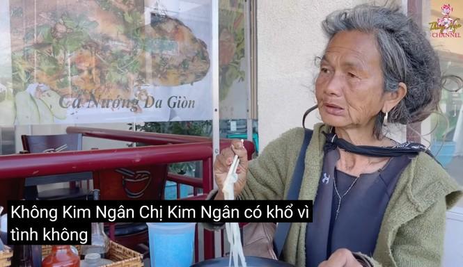 Ca sĩ Kim Ngân lang thang tại Mỹ, lần đầu cho quay hình và nghẹn ngào nói đói, khổ vì tình - ảnh 2