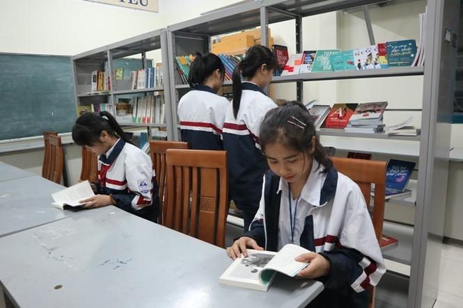 Gần 10.000 học sinh miền Bắc được hướng nghiệp 'Khởi hành tương lai' - ảnh 2