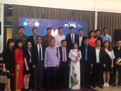 Sắc màu sinh viên Việt Nam tại Châu Âu - ảnh 2