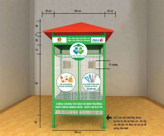 Học bổng từ rác thải mở rộng đến 10 trường học ở Hà Nội - ảnh 10