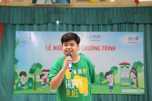 Học bổng từ rác thải mở rộng đến 10 trường học ở Hà Nội - ảnh 2