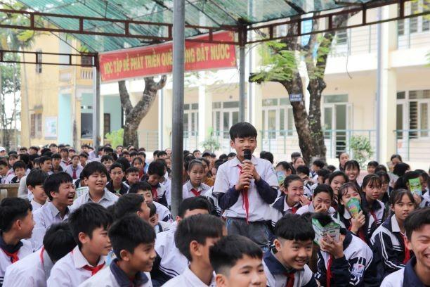 Học bổng từ rác thải mở rộng đến 10 trường học ở Hà Nội - ảnh 8