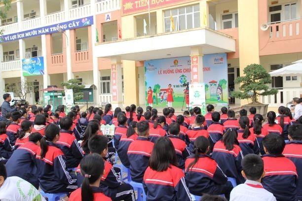 Học bổng từ rác thải mở rộng đến 10 trường học ở Hà Nội - ảnh 4
