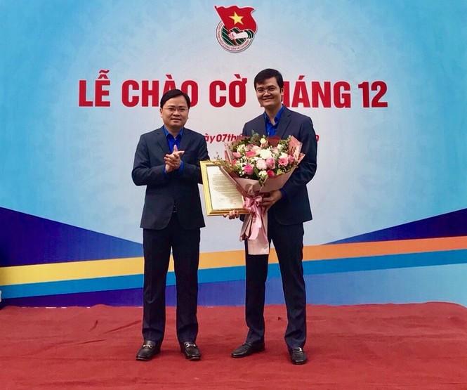 Anh Bùi Quang Huy làm Bí thư Thường trực Ban Chấp hành Trung ương Đoàn - ảnh 1