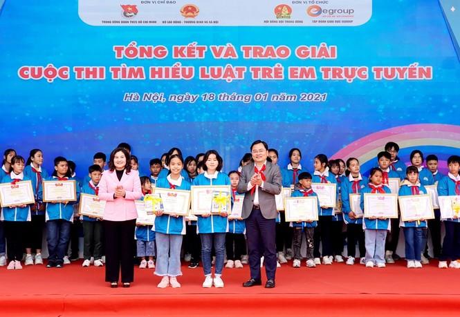 Tạo điều kiện tốt nhất cho sự phát triển toàn diện của trẻ em - ảnh 3
