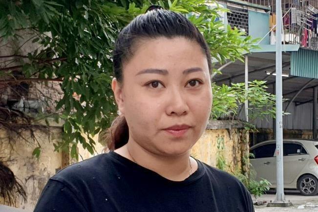 Hạ cấp hàm rồi cho xuất ngũ cựu đại úy Lê Thị Hiền là 'rất nhân văn' - ảnh 2