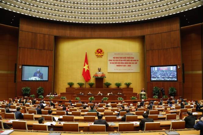 Tổng Bí thư, Chủ tịch nước: Lựa chọn, bầu ra những đại biểu đủ đức, đủ tài - ảnh 2