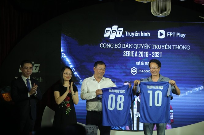Truyền hình FPT mang Ronaldo và Serie A đến với khán giả Việt Nam - ảnh 1