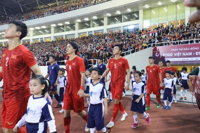 Chi tiết 11 cầu thủ tuyển Việt Nam đọ sức với Thái Lan - ảnh 1