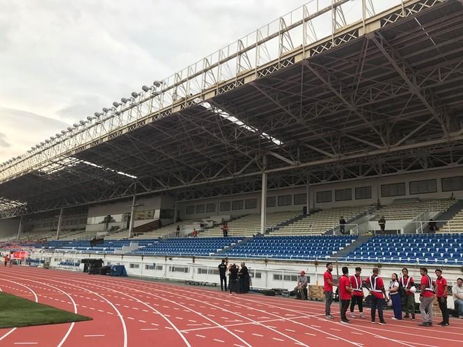 SEA Games cận kề, chủ nhà Philippines hối hả chạy đua tiến độ  - ảnh 6