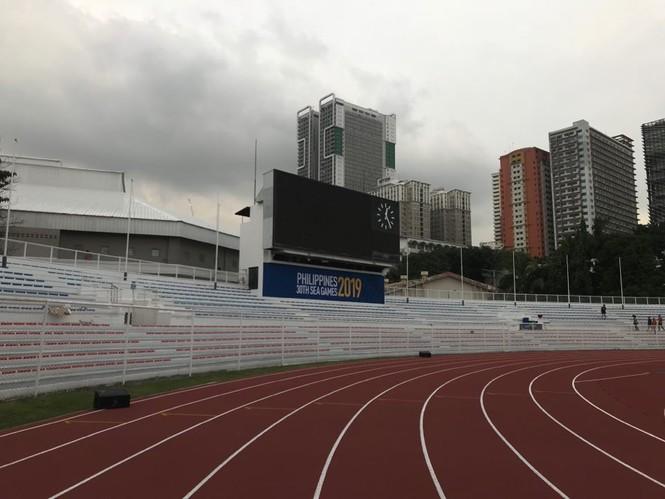 SEA Games cận kề, chủ nhà Philippines hối hả chạy đua tiến độ  - ảnh 7