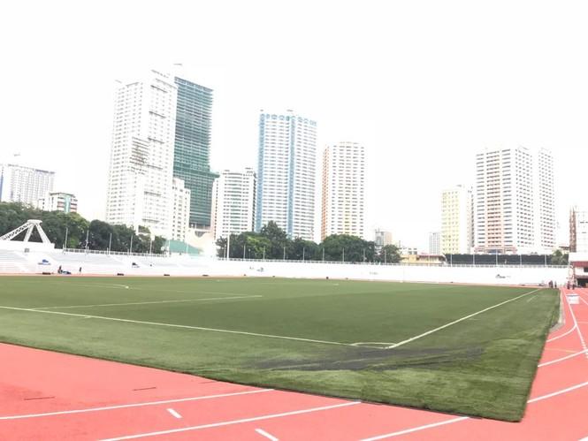SEA Games cận kề, chủ nhà Philippines hối hả chạy đua tiến độ  - ảnh 8