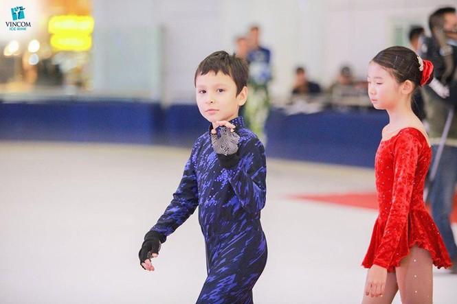 Ngắm vẻ đẹp các thiên thần trượt băng nghệ thuật  - ảnh 5