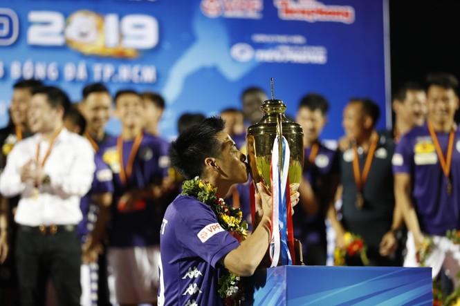 Hà Nội vô địch Siêu Cup: Bản lĩnh nhà vô địch  - ảnh 1