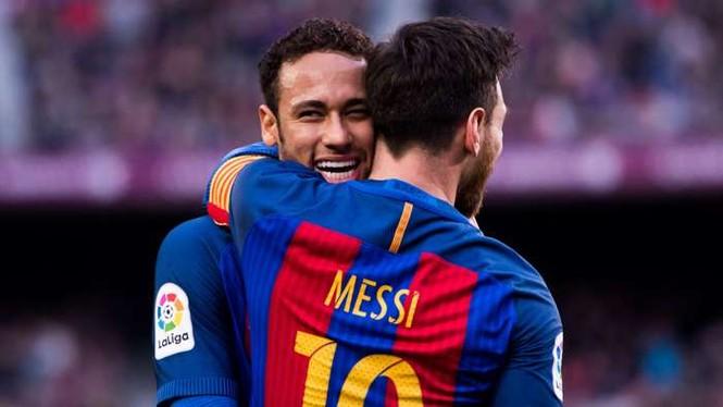 Đánh sập 'Nhà hát những giấc mơ', Neymar lôi kéo Messi gia nhập PSG - ảnh 1