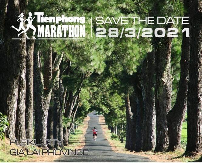 Tiền Phong Marathon 2021 mở cổng đăng ký từ ngày 19/12/2020  - ảnh 1