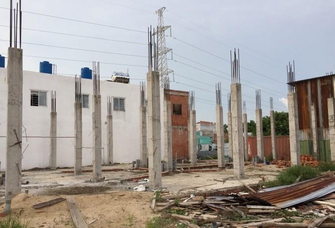 'Hô biến' đất xây nhà ở thành chung cư mini - ảnh 2