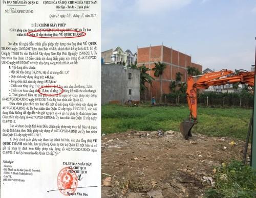 'Hô biến' đất xây nhà ở thành chung cư mini - ảnh 3