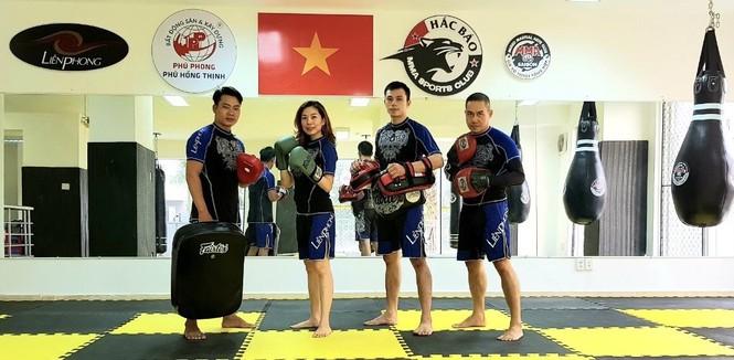 Johnny Trí Nguyễn tái xuất tại võ đường Hắc Báo MMA Club - ảnh 2