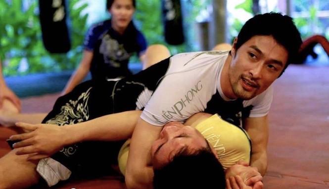 Johnny Trí Nguyễn tái xuất tại võ đường Hắc Báo MMA Club - ảnh 4