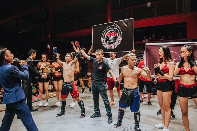 Johnny Trí Nguyễn tái xuất tại võ đường Hắc Báo MMA Club - ảnh 7