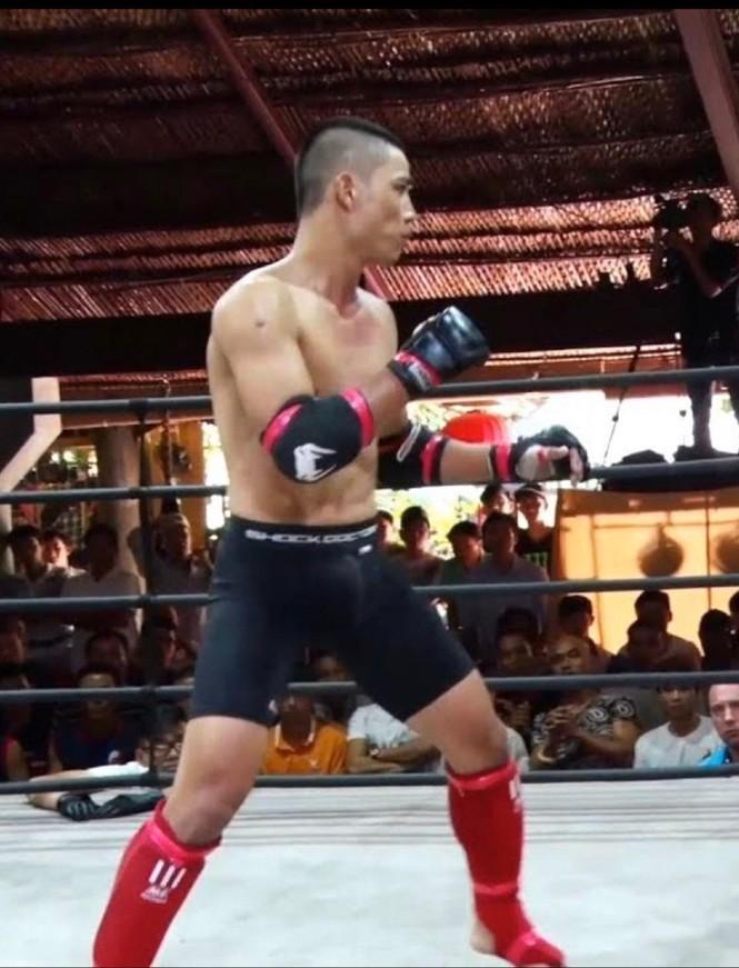 Johnny Trí Nguyễn tái xuất tại võ đường Hắc Báo MMA Club - ảnh 10