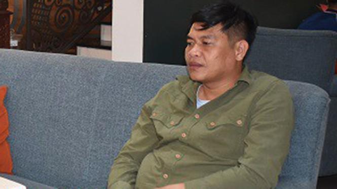 Bắt quả tang phóng viên cưỡng đoạt tiền của bệnh viện Đa khoa Ninh Bình - ảnh 1