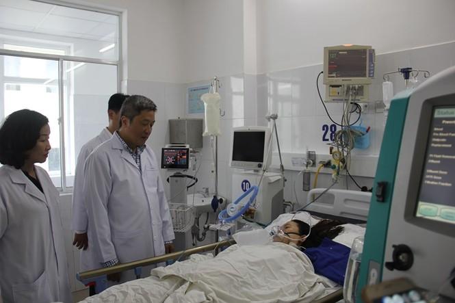 Quảng Nam gửi công văn khẩn yêu cầu ngừng sử dụng thuốc gây tê - ảnh 1