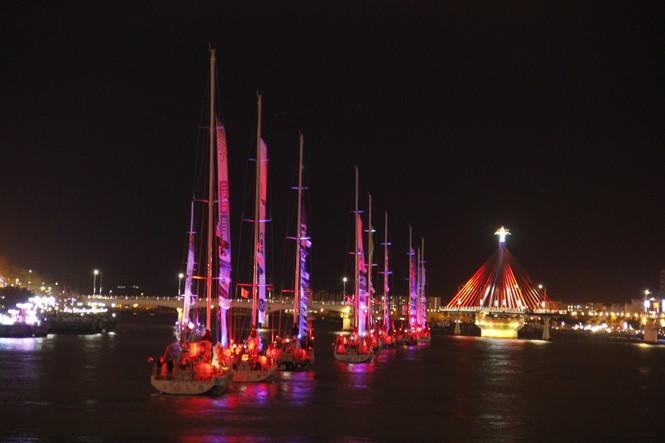 Đà Nẵng: Hơn 22 tỷ tổ chức đua thuyền buồm chưa có nguồn thanh toán - ảnh 1