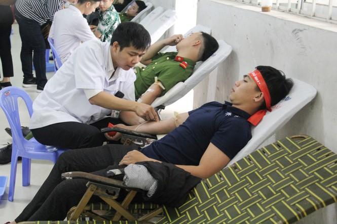 Đà Nẵng: Gần 1000 người nô nức tham gia ngày hội Chủ Nhật Đỏ - ảnh 3