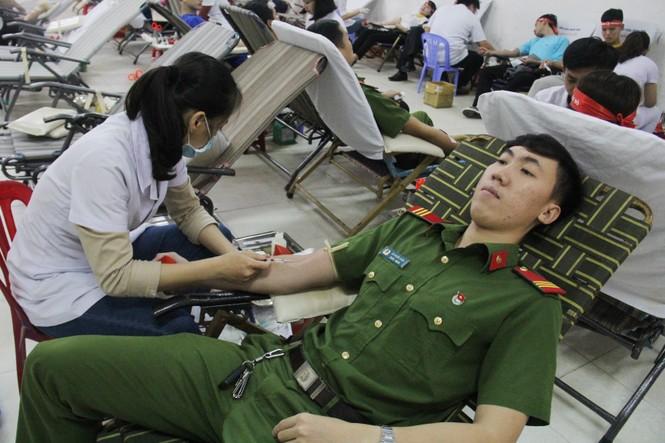 Đà Nẵng: Gần 1000 người nô nức tham gia ngày hội Chủ Nhật Đỏ - ảnh 2