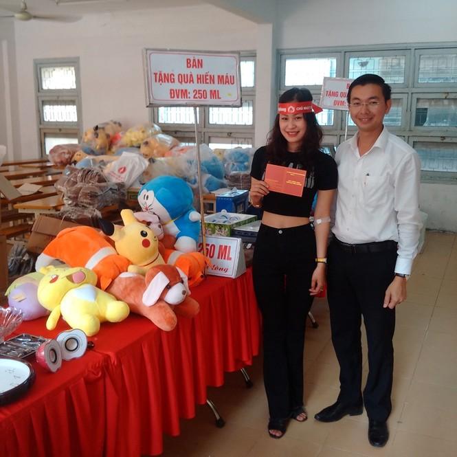 Đà Nẵng: Gần 1000 người nô nức tham gia ngày hội Chủ Nhật Đỏ - ảnh 13