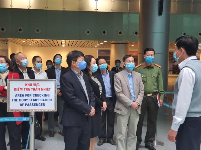 Đà Nẵng COVID-19 Bộ Y tế Thứ trưởng Trương Quốc Cường cách ly - ảnh 2