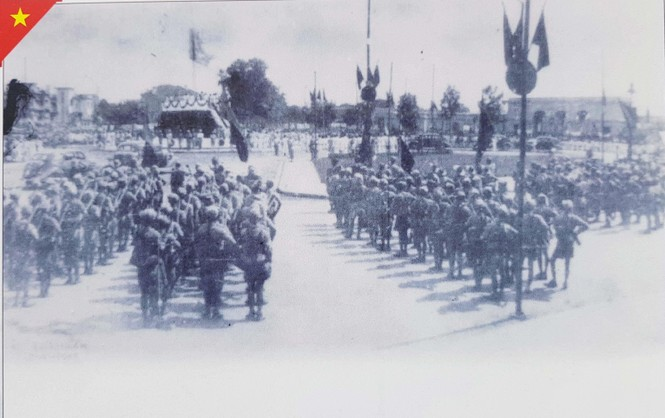 Triển lãm kỷ niệm 50 năm thực hiện Di chúc của Chủ tịch Hồ Chí Minh - ảnh 4