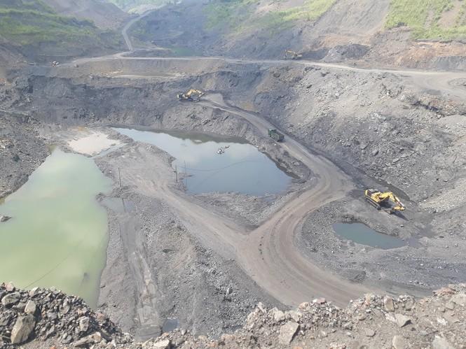 Thanh tra ra hàng loạt sai phạm tại mỏ than ở Bắc Giang - ảnh 1