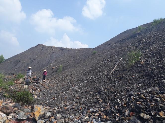 Thanh tra ra hàng loạt sai phạm tại mỏ than ở Bắc Giang - ảnh 2