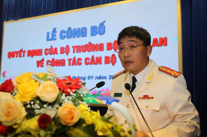 Công an tỉnh Bắc Ninh có tân Phó Giám đốc - ảnh 1