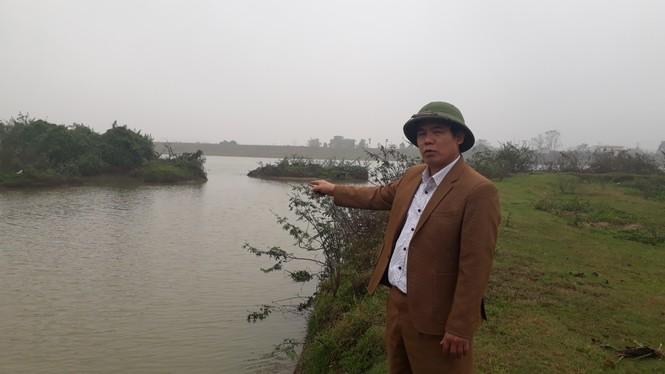 Yêu cầu dừng ngay việc mở cống nước thải, thanh tra ô nhiễm môi trường sông Cầu - ảnh 1