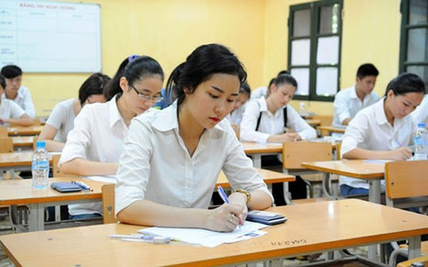Teen nói gì trước đề xuất chỉ thi nội dung học kì 1 trong THPT Quốc gia? - ảnh 1