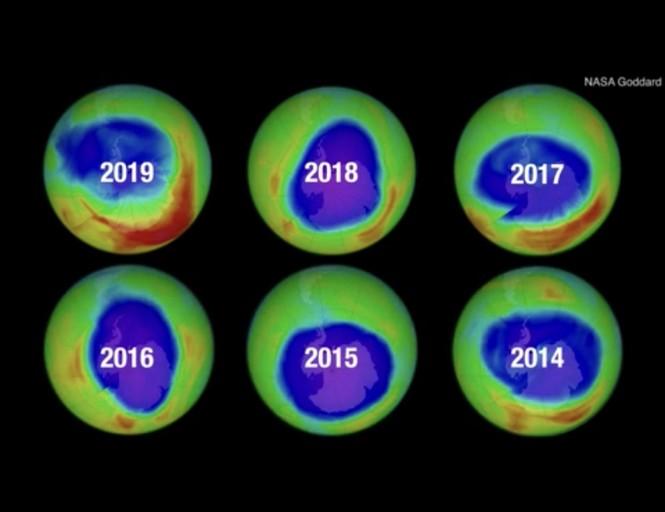 Tin vui dành cho cả nhà: tầng ozon đang tự chữa lành - ảnh 2
