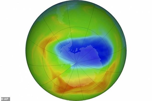 Tin vui dành cho cả nhà: tầng ozon đang tự chữa lành - ảnh 3