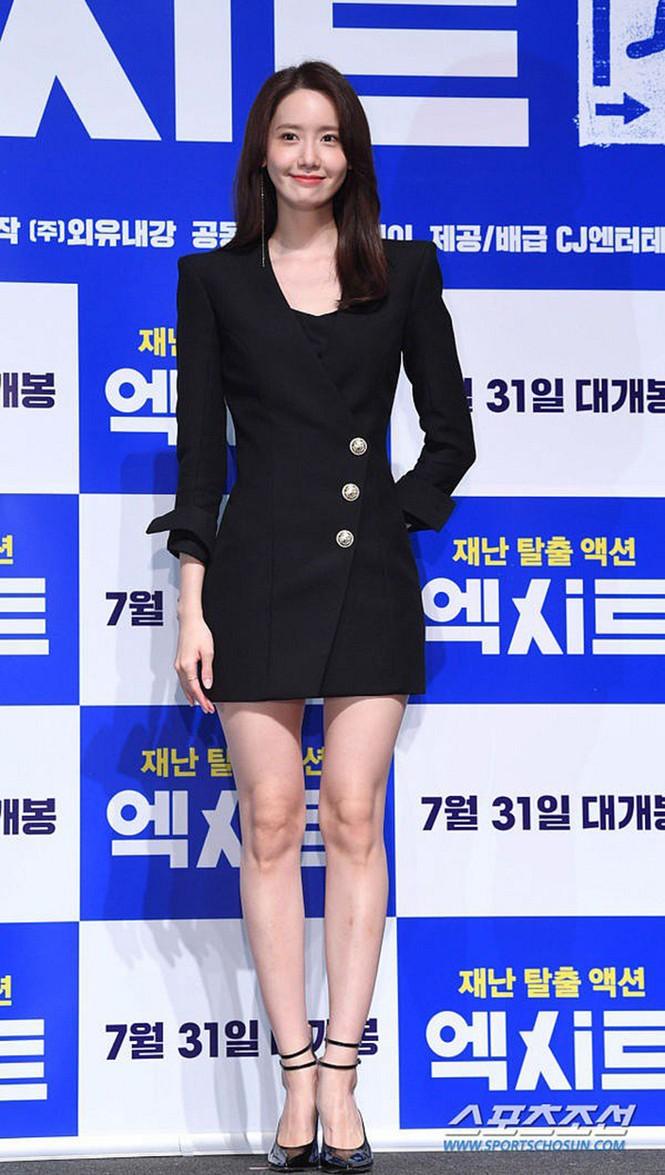 Sao Hàn đụng hàng: Hàng loạt sao Hàn mặc chung mẫu váy Balmain - ảnh 5